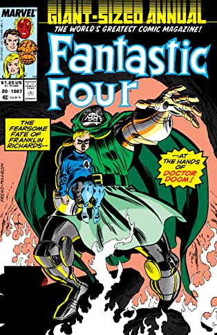 Fantastic Four (1961-1998) Annual #20