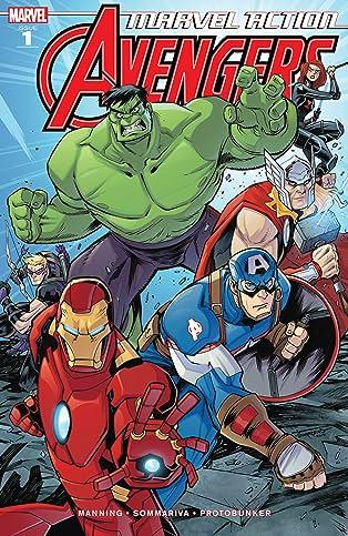 Marvel Action Avengers (2018-) #1
