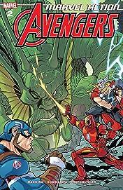 Marvel Action Avengers (2018-2020) #2