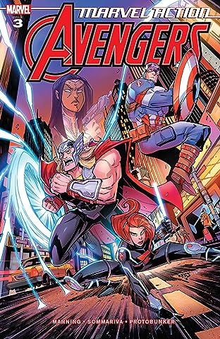 Marvel Action Avengers (2018-2020) #3
