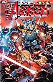 Marvel Action Avengers (2018-) #4