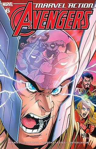 Marvel Action Avengers (2018-) #6