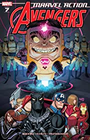 Marvel Action Avengers (2018-) #7