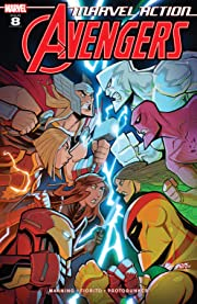 Marvel Action Avengers (2018-) #8