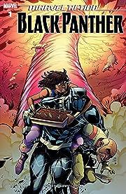 Marvel Action Black Panther (2019-) #1