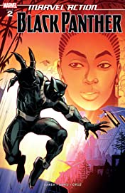 Marvel Action Black Panther (2019-) #2