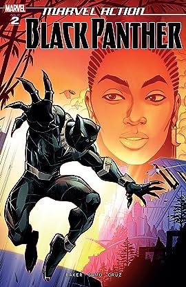 Marvel Action Black Panther (2019-) #2