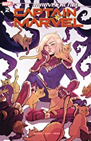 Marvel Action Captain Marvel (2019) #2 (of 3)