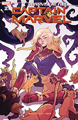 Marvel Action Captain Marvel (2019-2020) #2 (of 3)