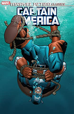 Marvel Action Classics: Captain America (2019) No.1