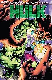 Marvel Action Classics: Hulk (2019) #1