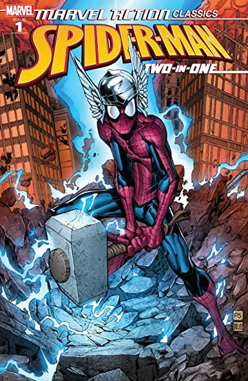 Marvel Action Classics: Spider-Man Two-In-One (2019) #1