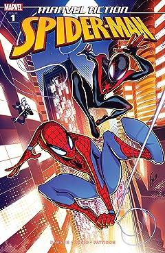 Marvel Action Spider-Man (2018-2019) #1