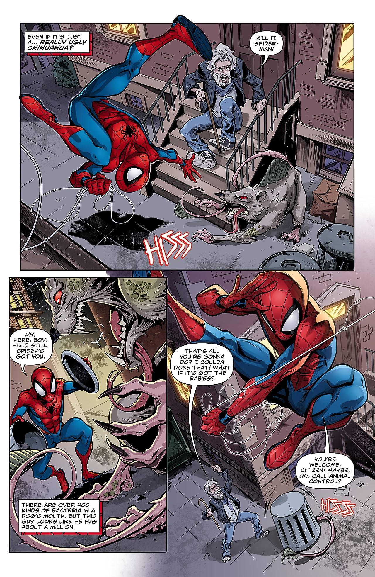 Marvel Action Spider-Man (2018-) #1