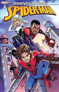 Marvel Action Spider-Man (2018-2019) #2