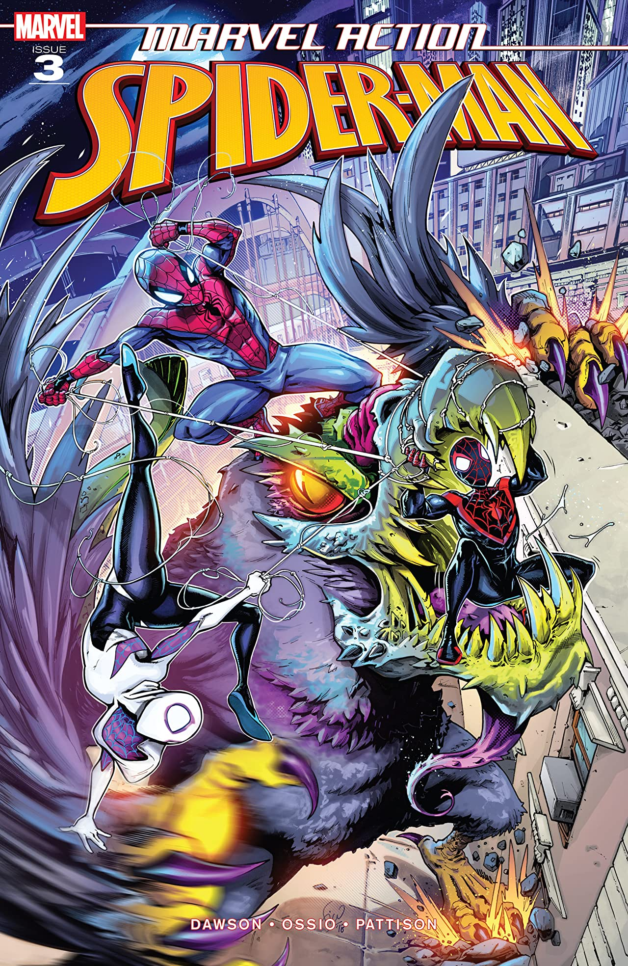 Marvel Action Spider-Man (2018-) #3