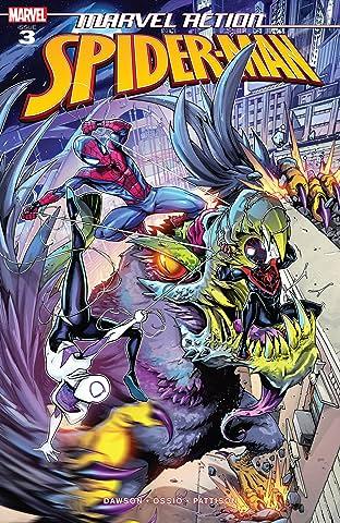Marvel Action Spider-Man (2018-2019) #3