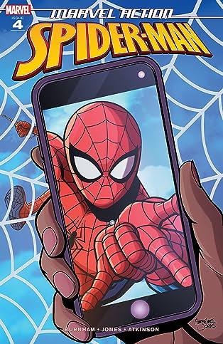 Marvel Action Spider-Man (2018-) #4