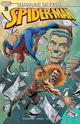 Marvel Action Spider-Man (2018-) #5