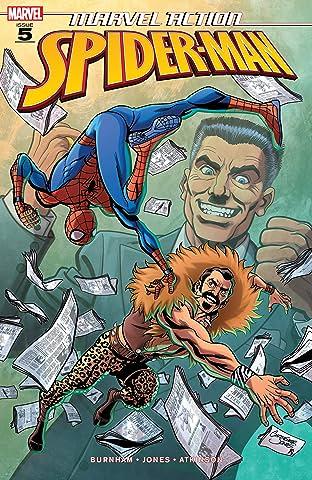 Marvel Action Spider-Man (2018-2019) #5