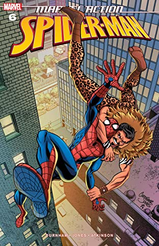 Marvel Action Spider-Man (2018-2019) #6