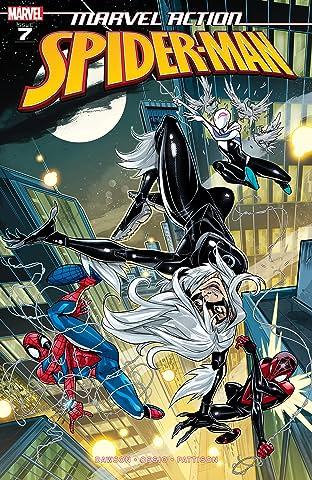 Marvel Action Spider-Man (2018-2019) #7
