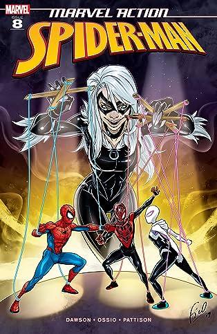 Marvel Action Spider-Man (2018-) #8