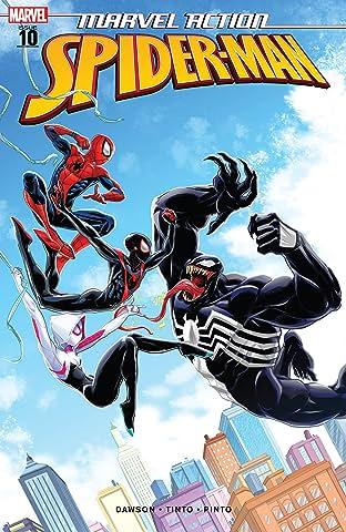 Marvel Action Spider-Man (2018-2019) #10