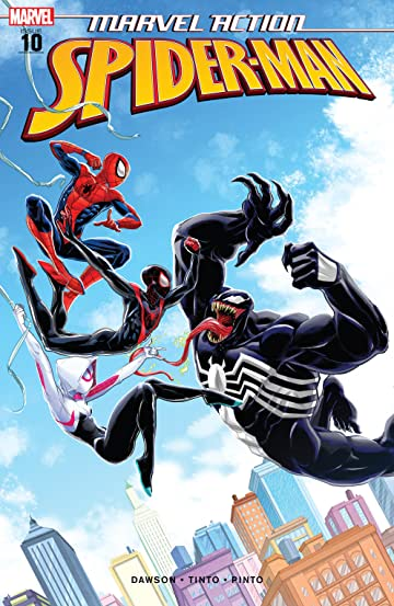 Marvel Action Spider-Man (2018-) #10