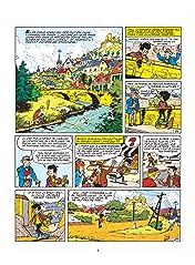 Le Scrameustache Vol. 1: L'héritier de l'Inca