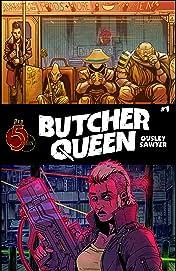 Butcher Queen #1