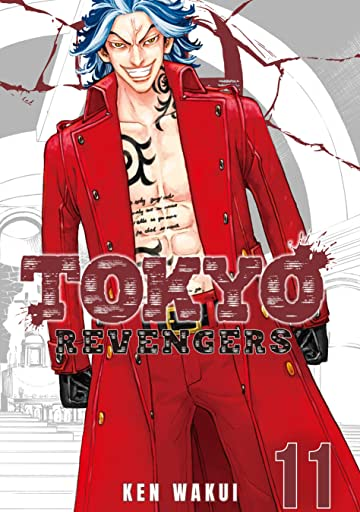Tokyo Revengers Tome 11