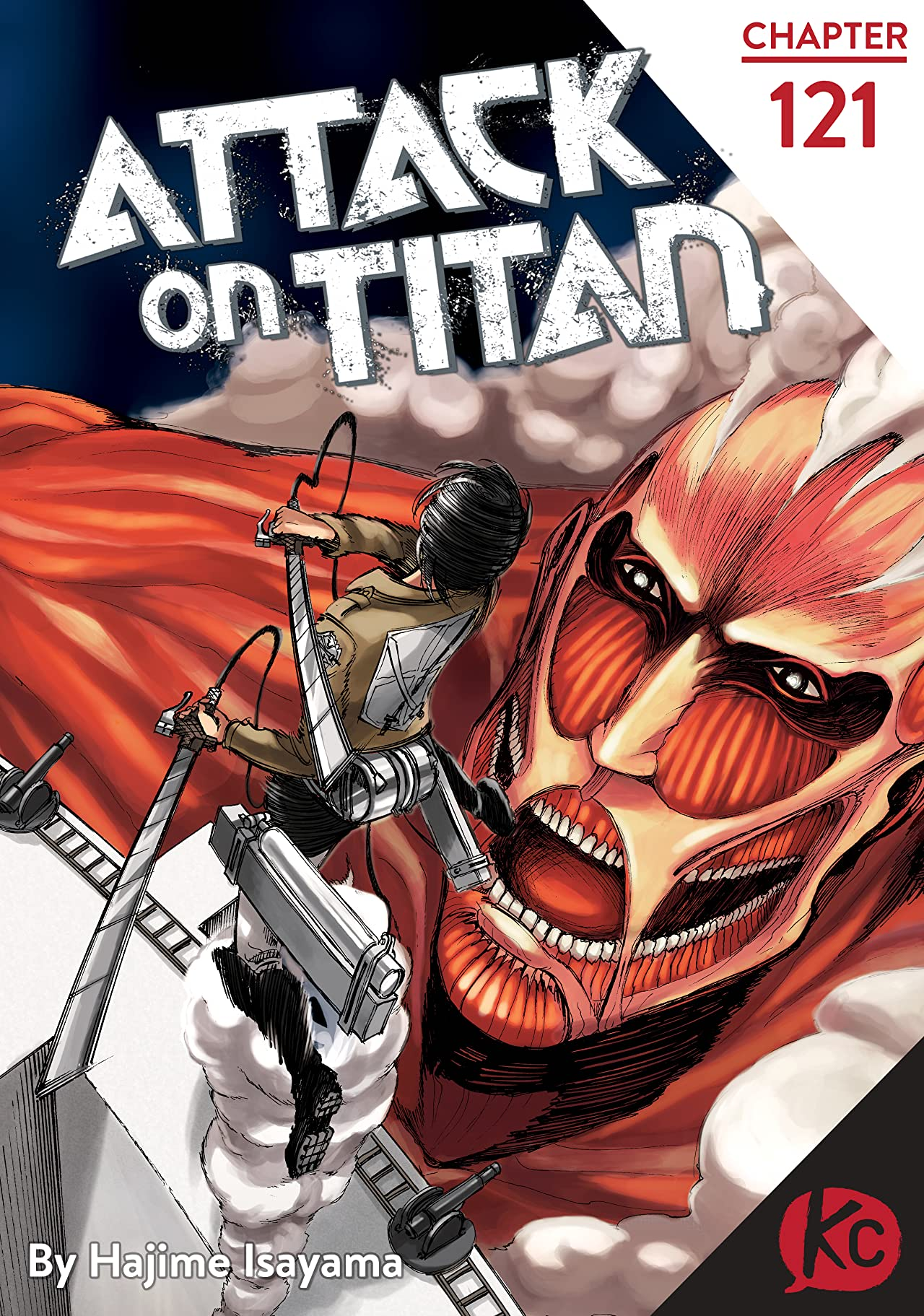 Attack on Titan No.121