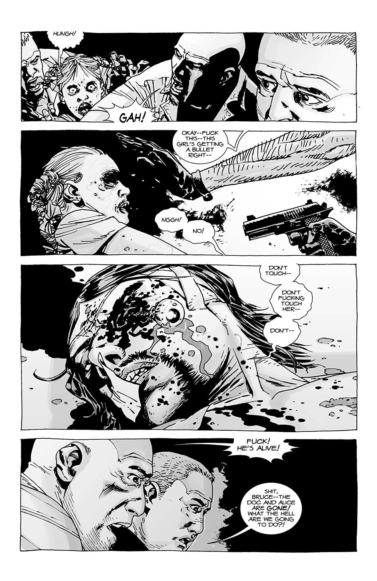 The Walking Dead #43