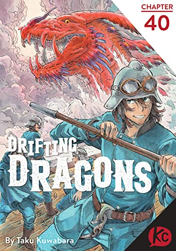 Drifting Dragons No.40