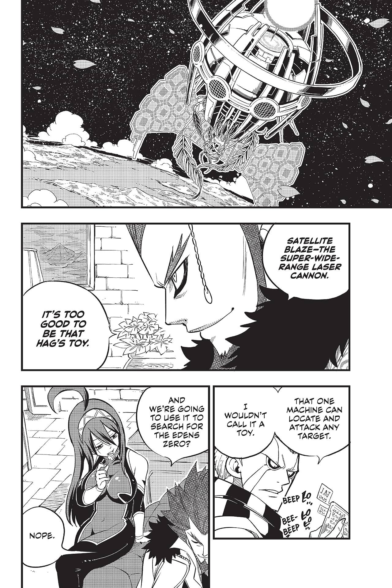 EDENS ZERO #61