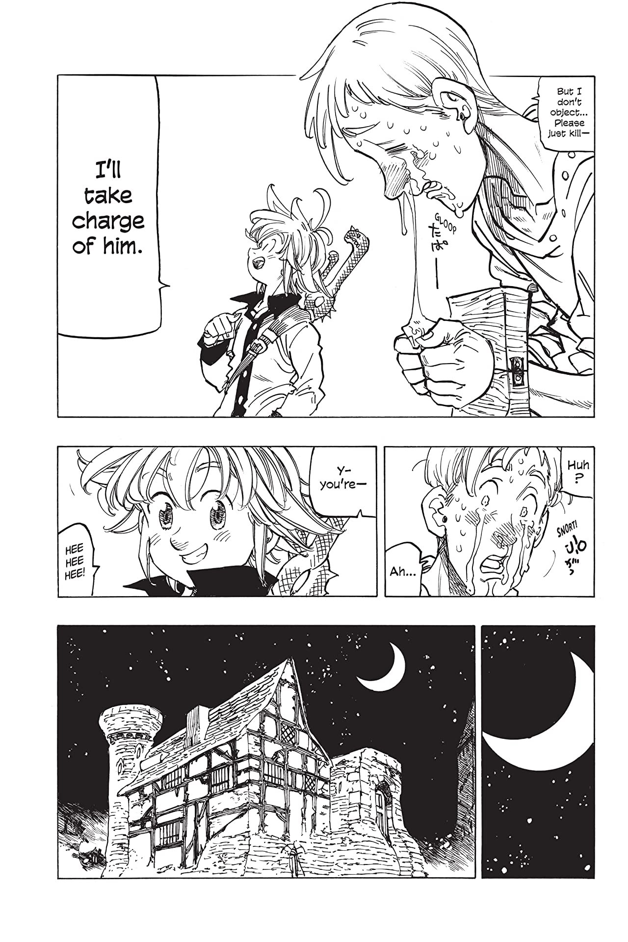 The Seven Deadly Sins: Extra