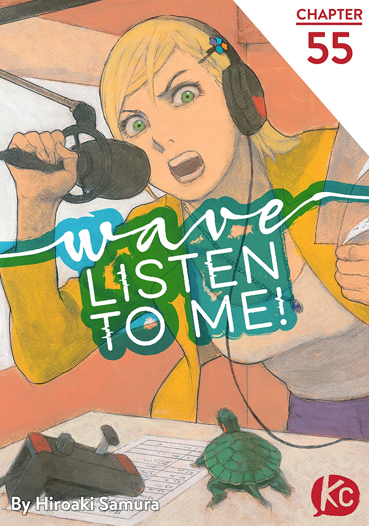 Wave, Listen to Me! #55