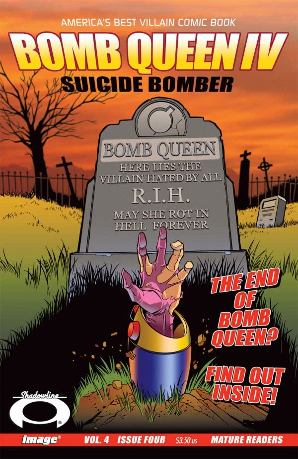 Bomb Queen IV #4 (of 4)