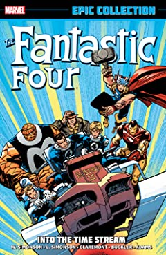 Fantastic Four Epic Collection: Into The Timestream
