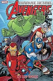 Marvel Action Avengers Vol. 1: New Danger