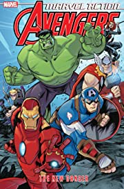Marvel Action Avengers Vol. 1: New Danger