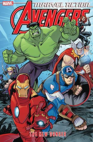 Marvel Action Avengers Tome 1: New Danger