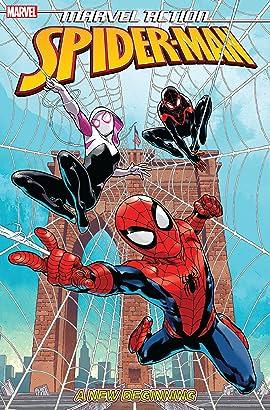 Marvel Action Spider-Man Vol. 1: New Beginning