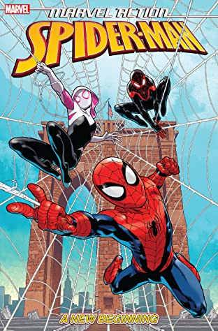 Marvel Action Spider-Man Vol. 1: New Beginning