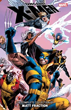Uncanny X-Men: The Complete Collection by Matt Fraction Vol. 1