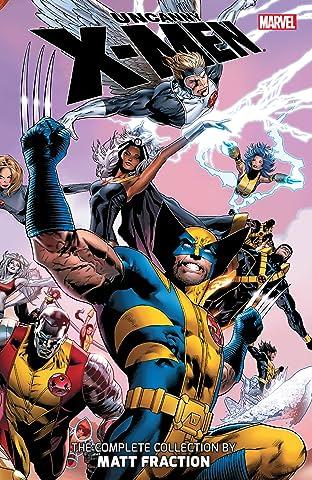 Uncanny X-Men: The Complete Collection by Matt Fraction Vol. 1