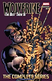 Wolverine: The Best There Is - The Complete Series
