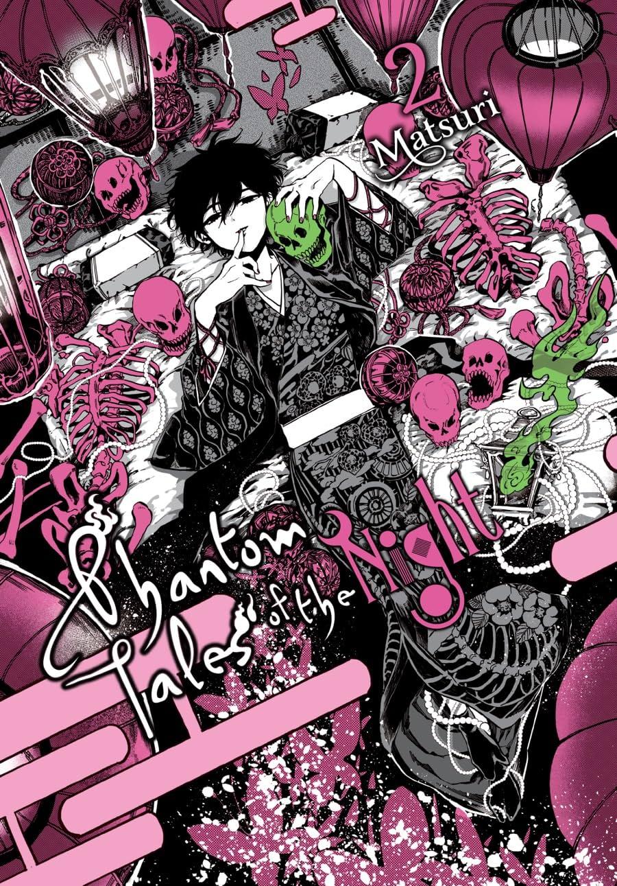 Phantom Tales of the Night Vol. 2