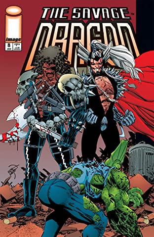 Savage Dragon No.8